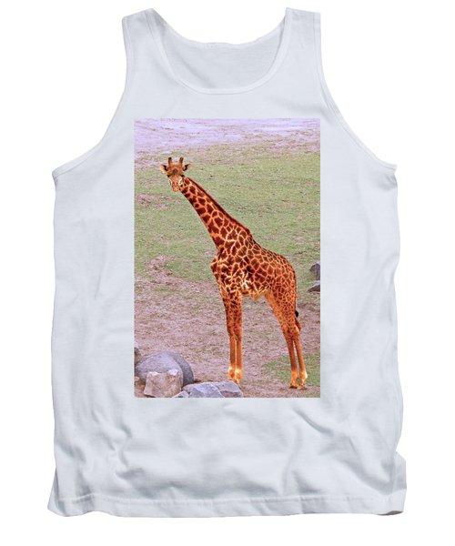My Giraffe Tank Top