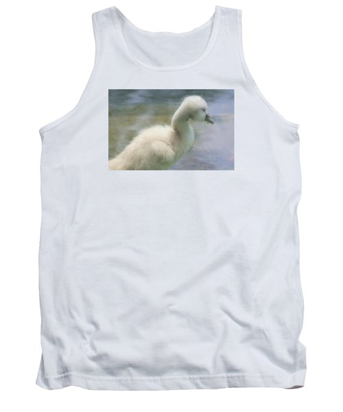 My God Is Gracious Tank Top by The Art Of Marilyn Ridoutt-Greene