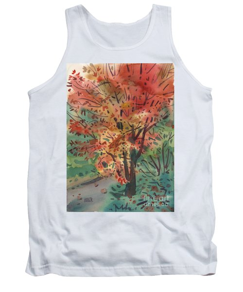 My Maple Tree Tank Top by Donald Maier