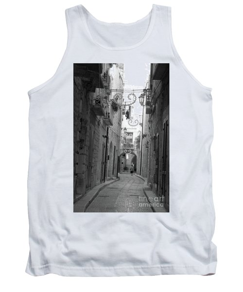 My Old Town Tank Top