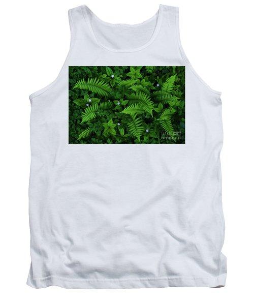 My Secret Garden Tank Top