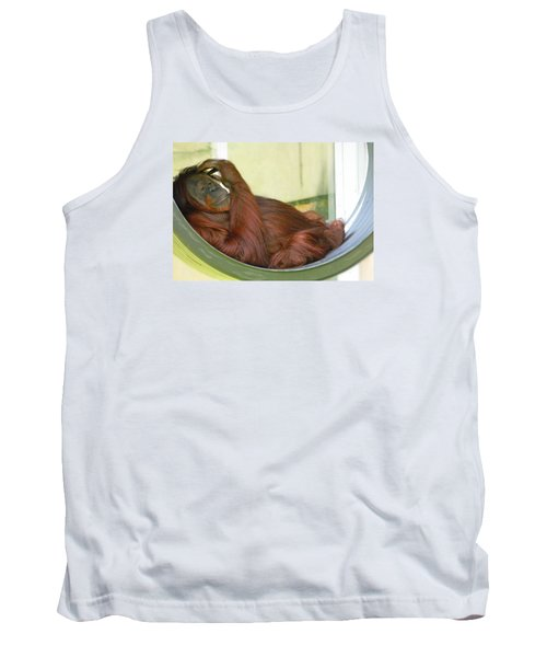 My Thinking Place Tank Top