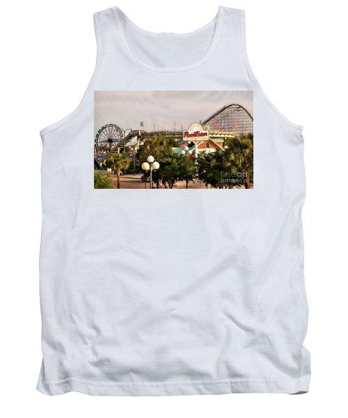 Myrtle Beach Pavillion Amusement Park Tank Top