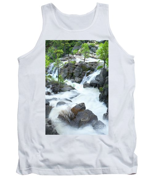 Mysterious Falls In Yosemite Tank Top