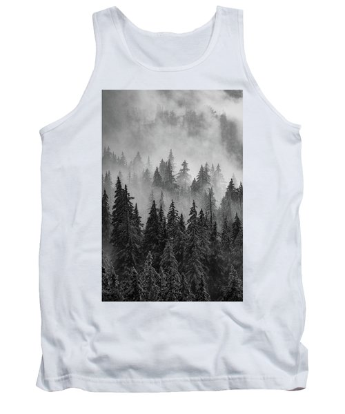 Tank Top featuring the photograph Mystic  by Dustin LeFevre