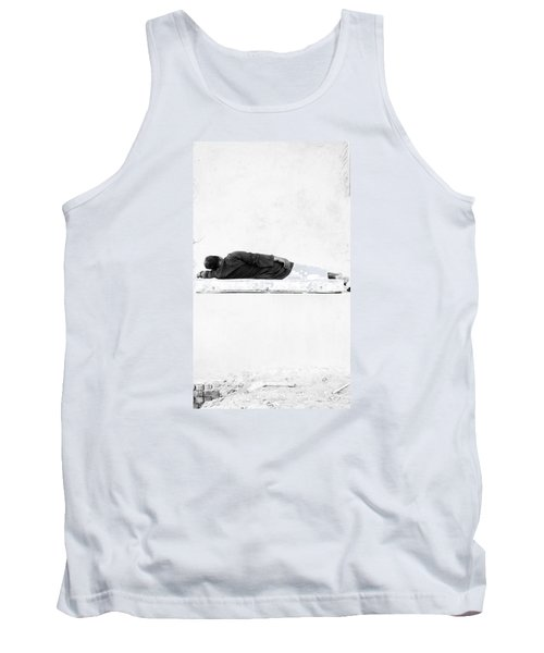 Tank Top featuring the photograph Napha by Jez C Self