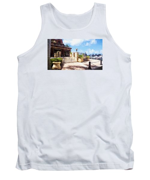 Naples Scenic Places Tank Top