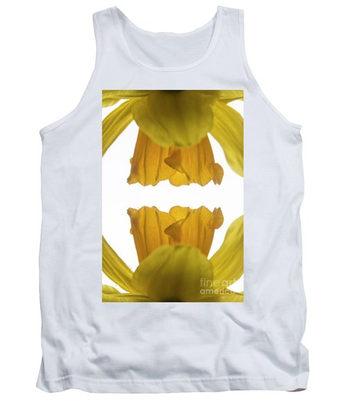 Narcissus Tank Top by Ana Mireles