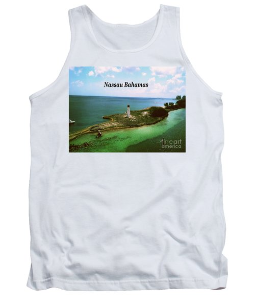 Tank Top featuring the photograph Nassau by Gary Wonning