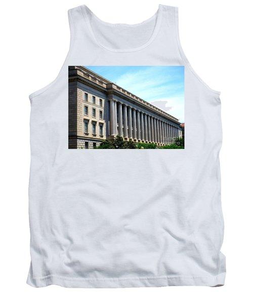 National Archives 2 Tank Top by Randall Weidner