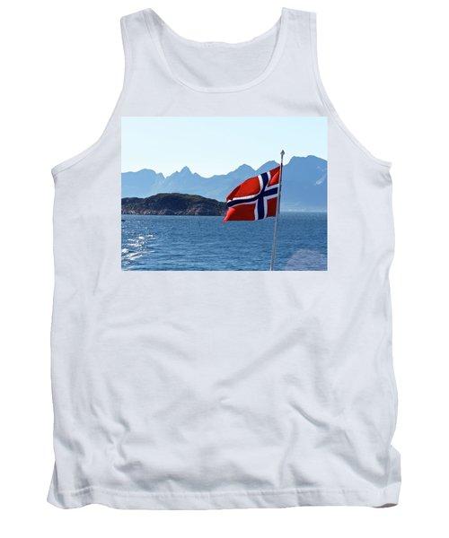 National Day Of Norway In May Tank Top by Tamara Sushko
