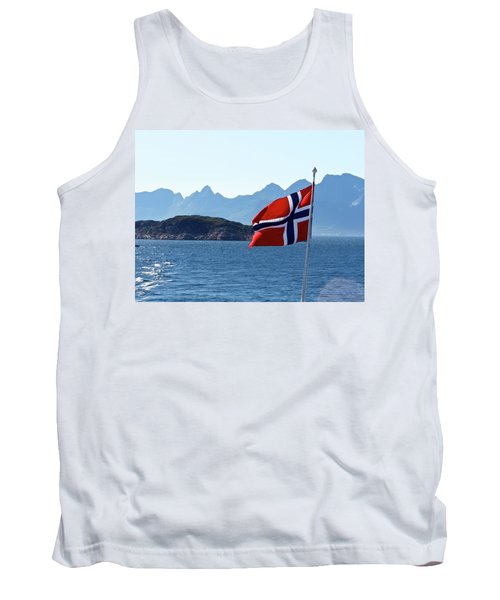 National Day Of Norway In May Tank Top