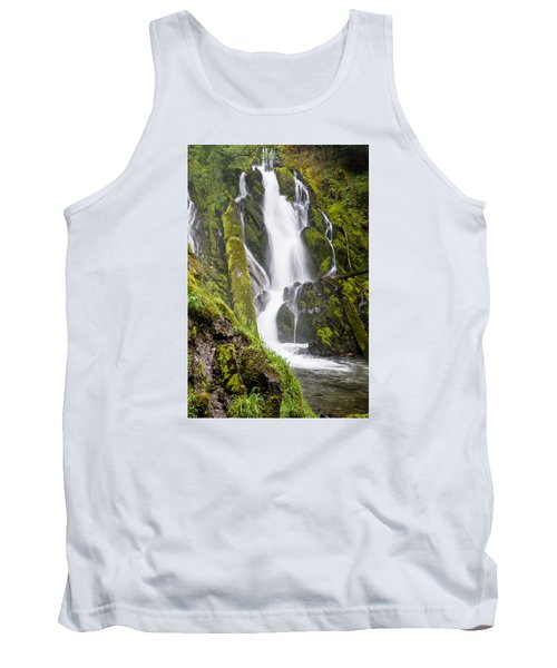 National Falls 1 Tank Top by Greg Nyquist
