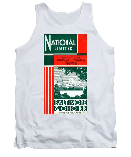 National Limited Tank Top