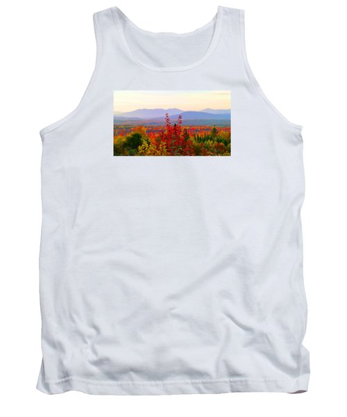 National Scenic Byway Tank Top