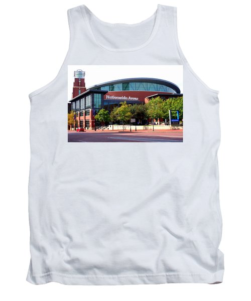 Nationwide Arena Tank Top
