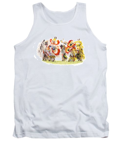 Native Color In Motion Tank Top