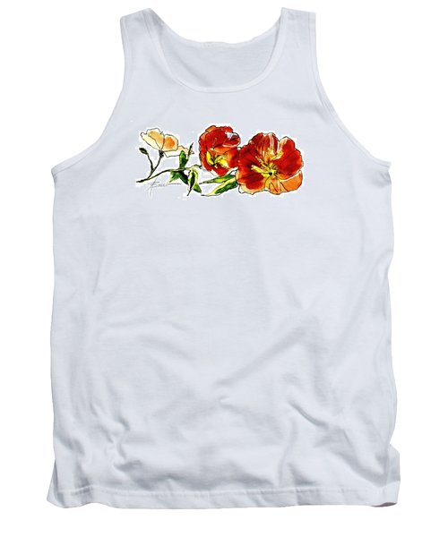 Natural Beauty  Tank Top