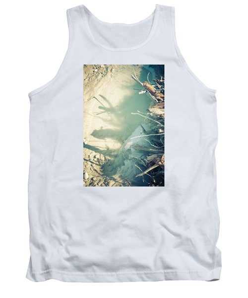 Tank Top featuring the photograph Natural Fantasmigoria by Michele Cornelius