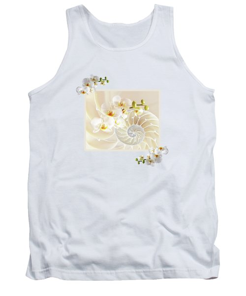 Natural Fusion Tank Top by Gill Billington
