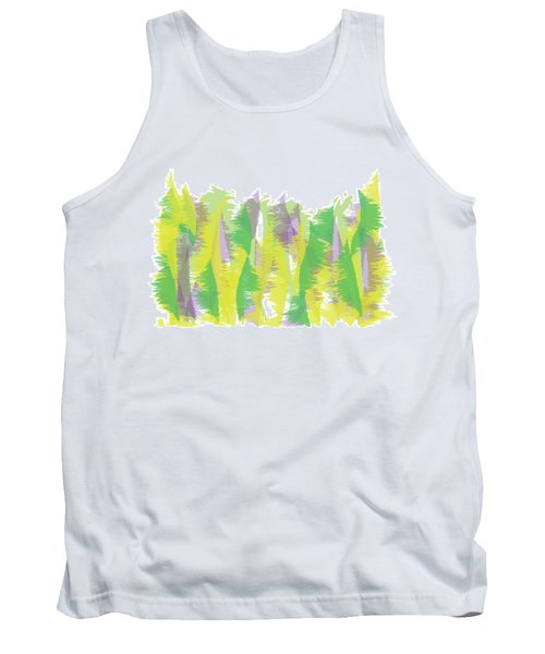 Nature - Abstract Tank Top