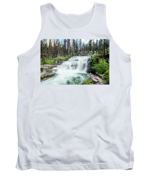 Nature Finds A Way Tank Top