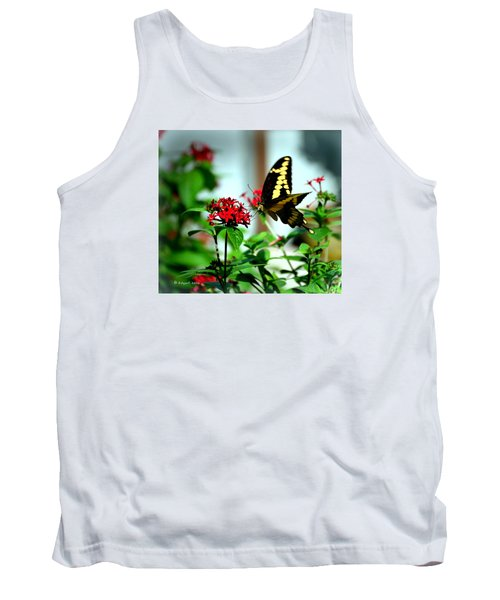 Nature's Beauty Tank Top by Edgar Torres