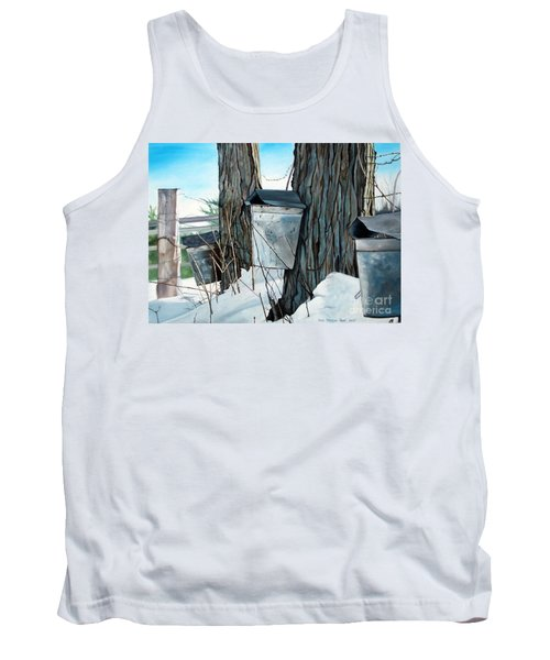 Nature's Candy Tank Top