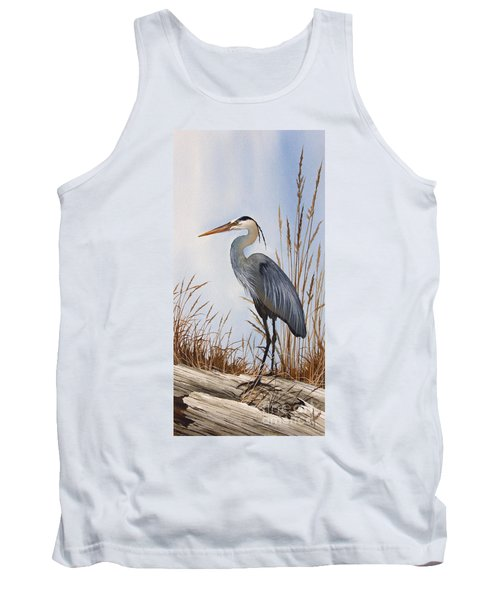 Nature's Gentle Beauty Tank Top by James Williamson
