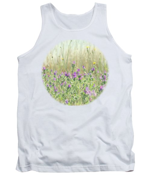 Tank Top featuring the photograph Nature's Graffiti by Linda Lees