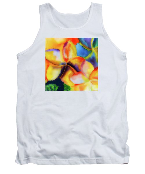 Nature's Pinwheels Tank Top by Stephen Anderson