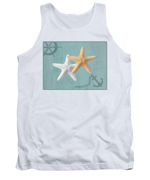 Nautical Stars Tank Top