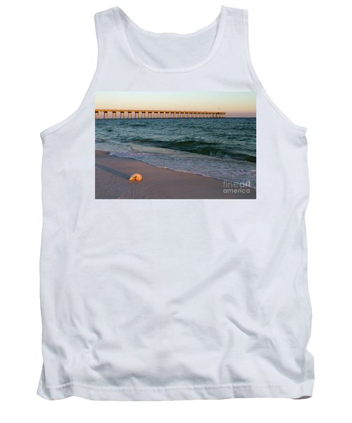 Nautilus And Pier Tank Top