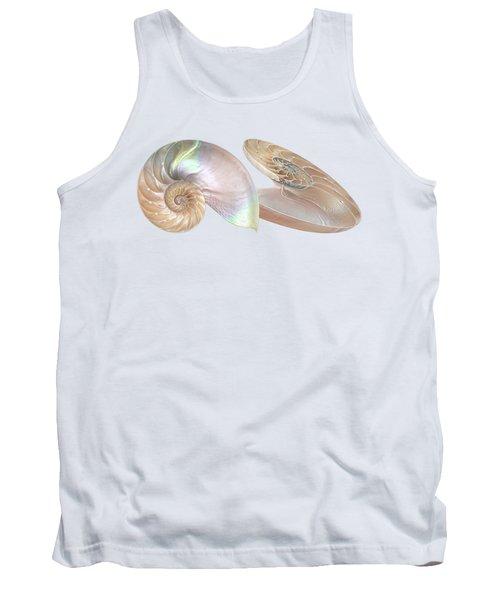 Nautilus Natural Jewel Of The Sea Tank Top