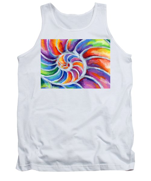 Nautilus Tank Top