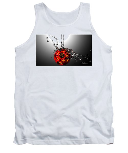 Nested Dodecahedron 001 Tank Top