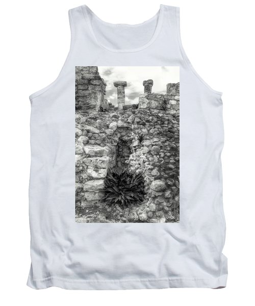 Nestle Rock B/w Tank Top