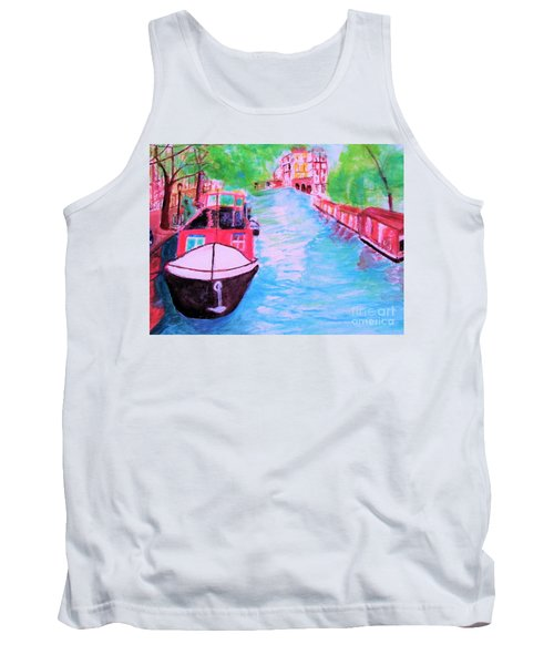 Netherlands Day Dream Tank Top