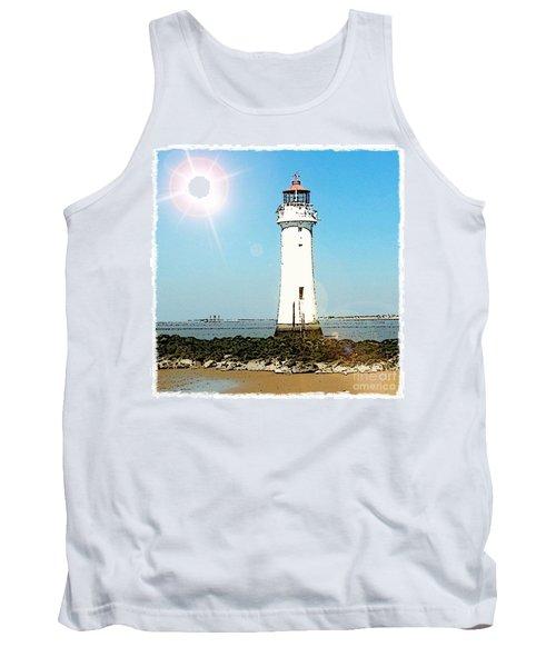 New Brighton Lighthouse Tank Top