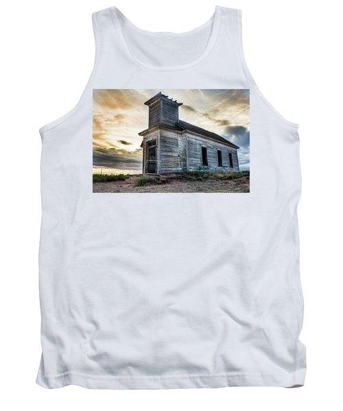 New Mexico Church #3 Tank Top
