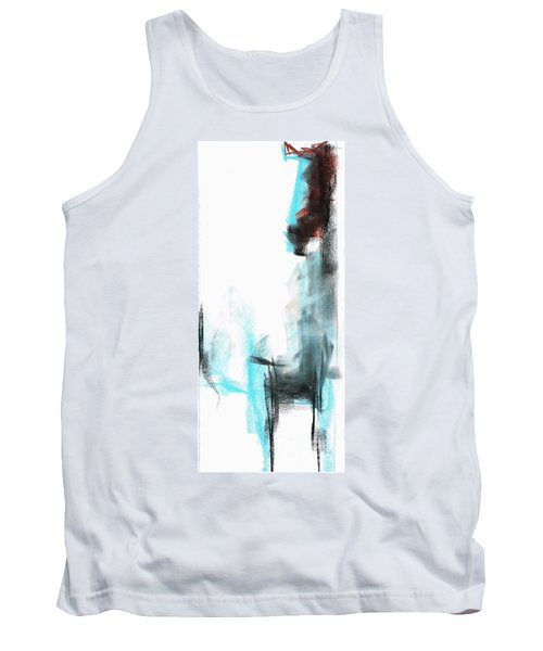 New Mexico Horse Four Tank Top