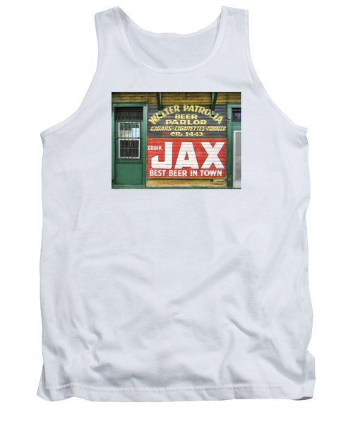 New Orleans Beer Parlor Tank Top