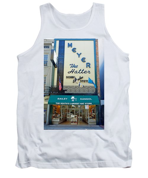 New Orleans Hatter Tank Top