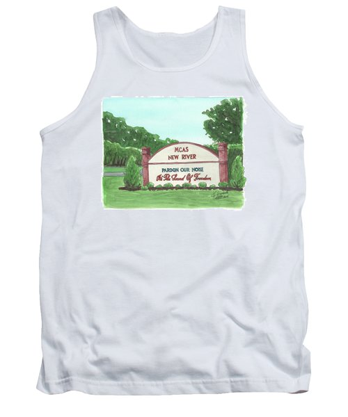 New River Welcome Tank Top