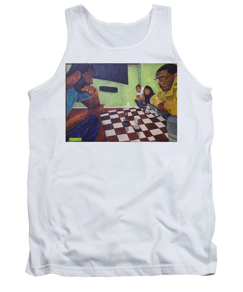 A Game Of Chess Tank Top