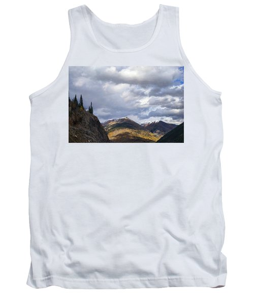 Peeking At The Peaks Tank Top
