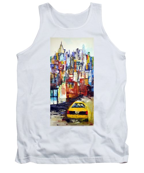 New York Cab Tank Top