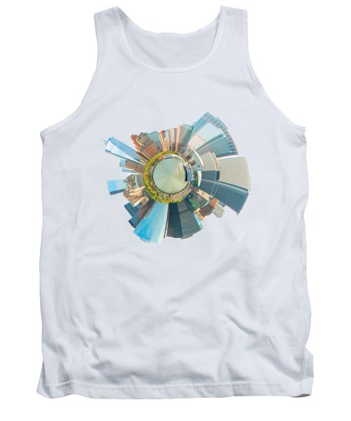 New York Circle Tank Top