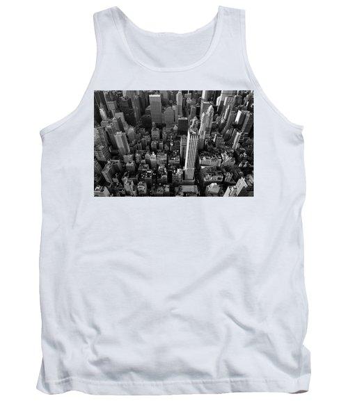 New York, New York 5 Tank Top