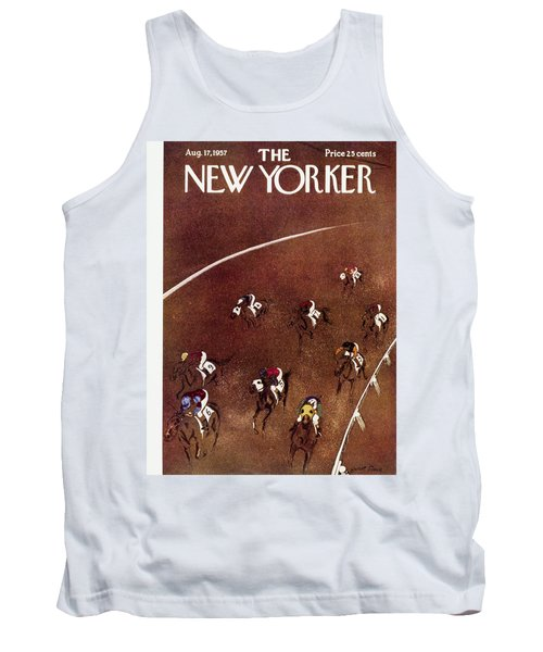 New Yorker August 17 1957 Tank Top